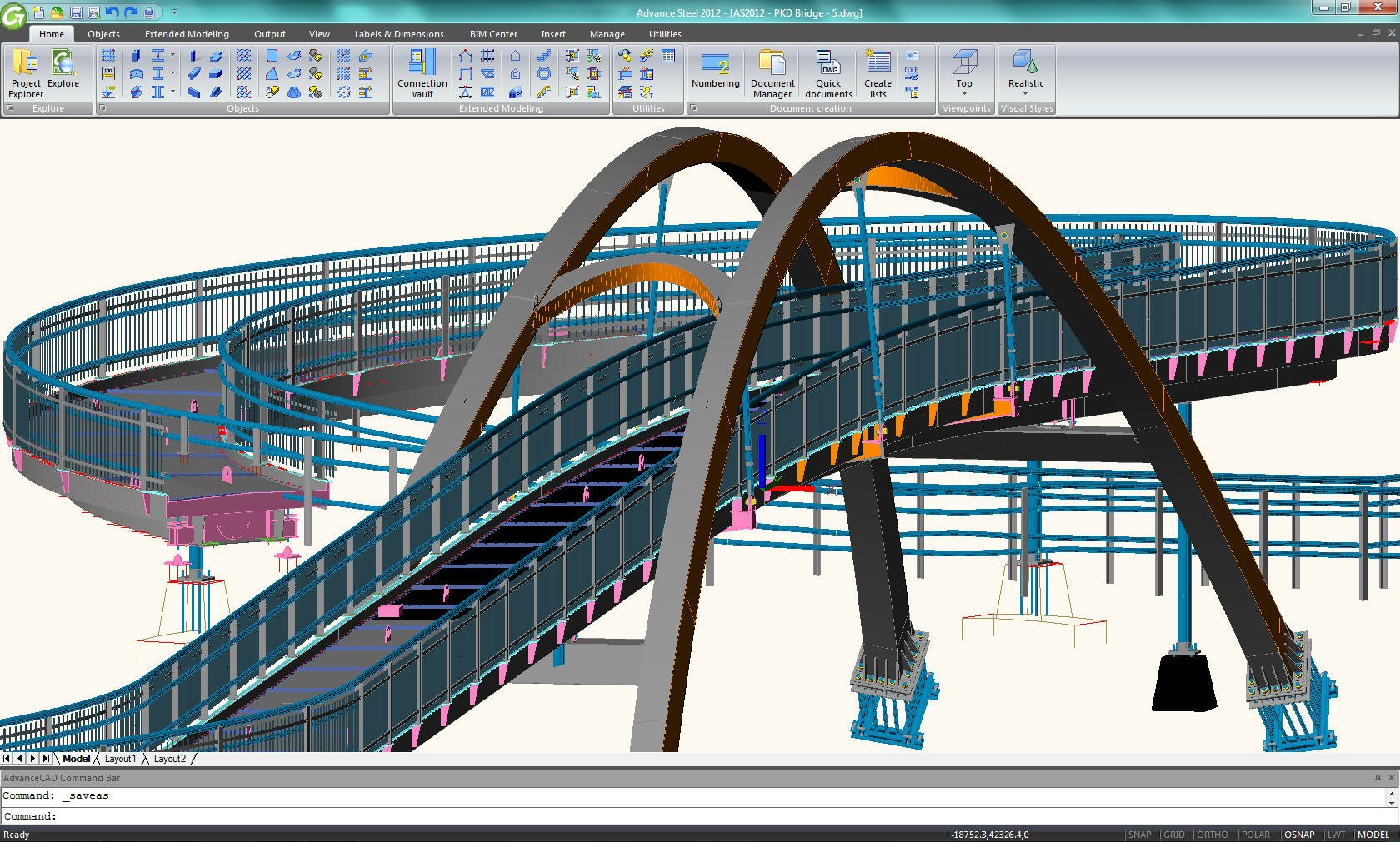 Autodesk Advance Steel Graitec United Kingdom