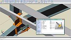 GRAITEC Autodesk Advance Steel | Cold Rolled Steel