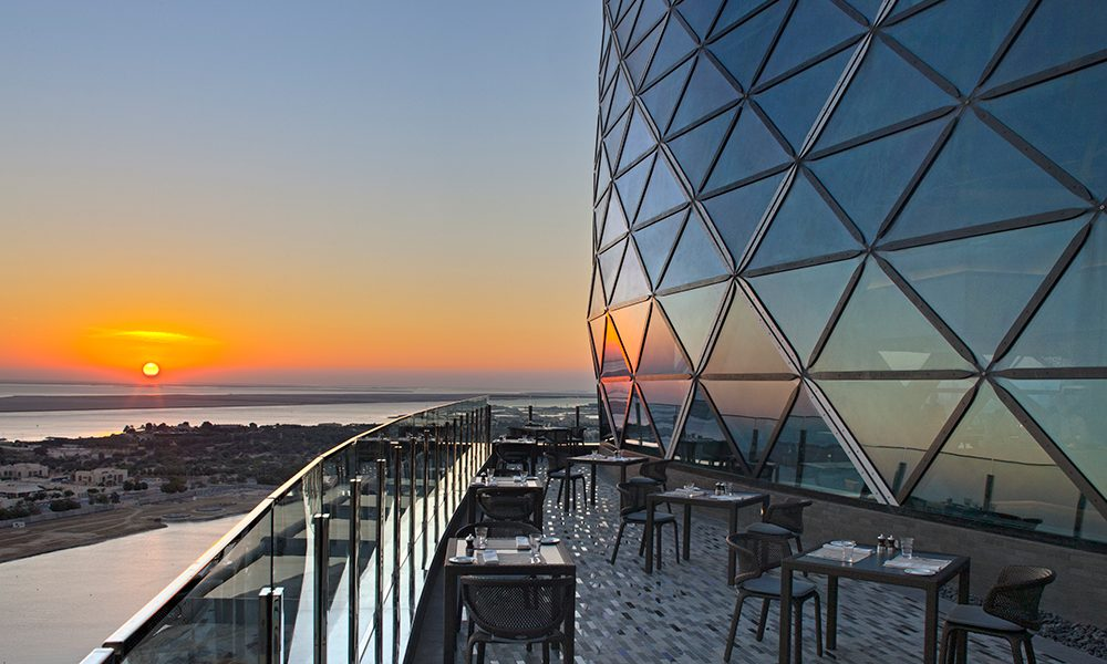 Capital Gate, Abu Dhabi