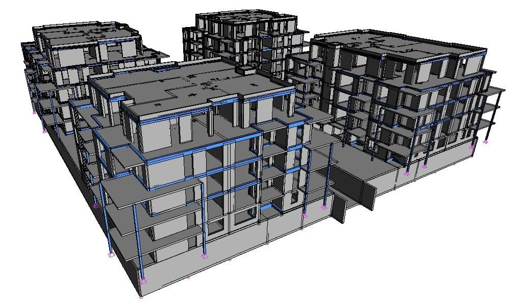 Nové Chabry Residential House