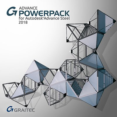 GRAITEC PowerPack for Autodesk Advance Steel