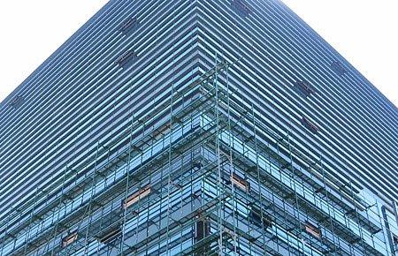 Twin Towers Barba