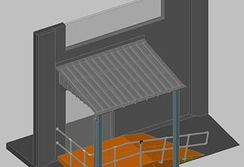 autodesk-advance-steel buildings