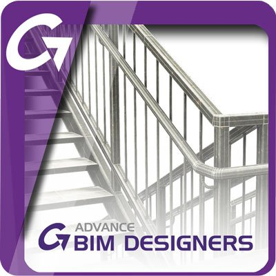 Steel Stair Designer For Advance Steel